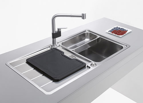 Franke Sink Cleaner : Franke Hydros HDX 614 Stainless Steel Kitchen Sink LHD 101.0314.563