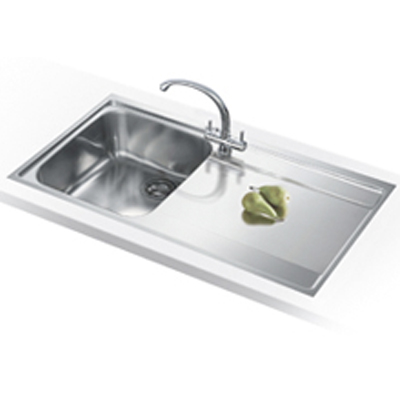 Franke Maris Slim-Top MRX 211 Kitchen Sink RHD 127.0251.079
