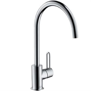 hansgrohe axor uno2 single lever kitchen mixer 38830800. Black Bedroom Furniture Sets. Home Design Ideas