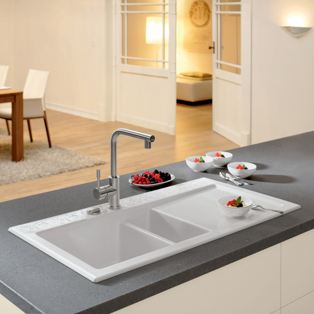 Villeroy boch subway 60xr 1 5 bowl and right hand - Boch and villeroy ...